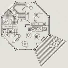 In Law Addition Plans | Garage plans,garage kits,garage plan ...