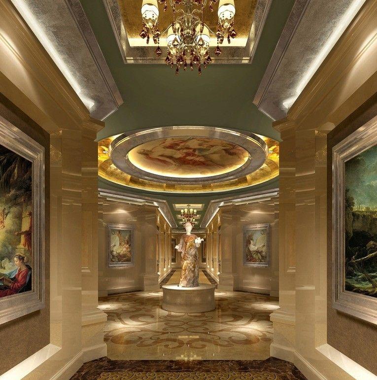 Luxury Hotel Suites Luxury Hotel Interior Hotel Corridor Luxury Retro Design Luxury Hotel