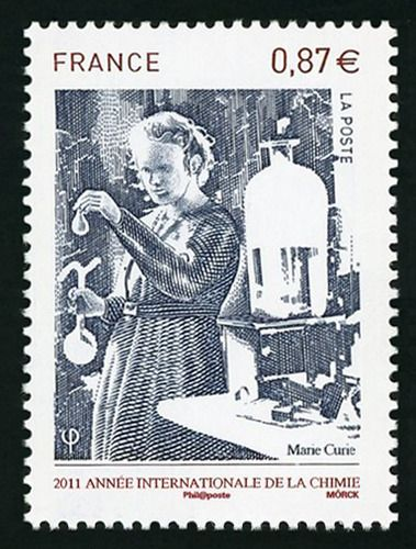 France, 2011 Marie Curie