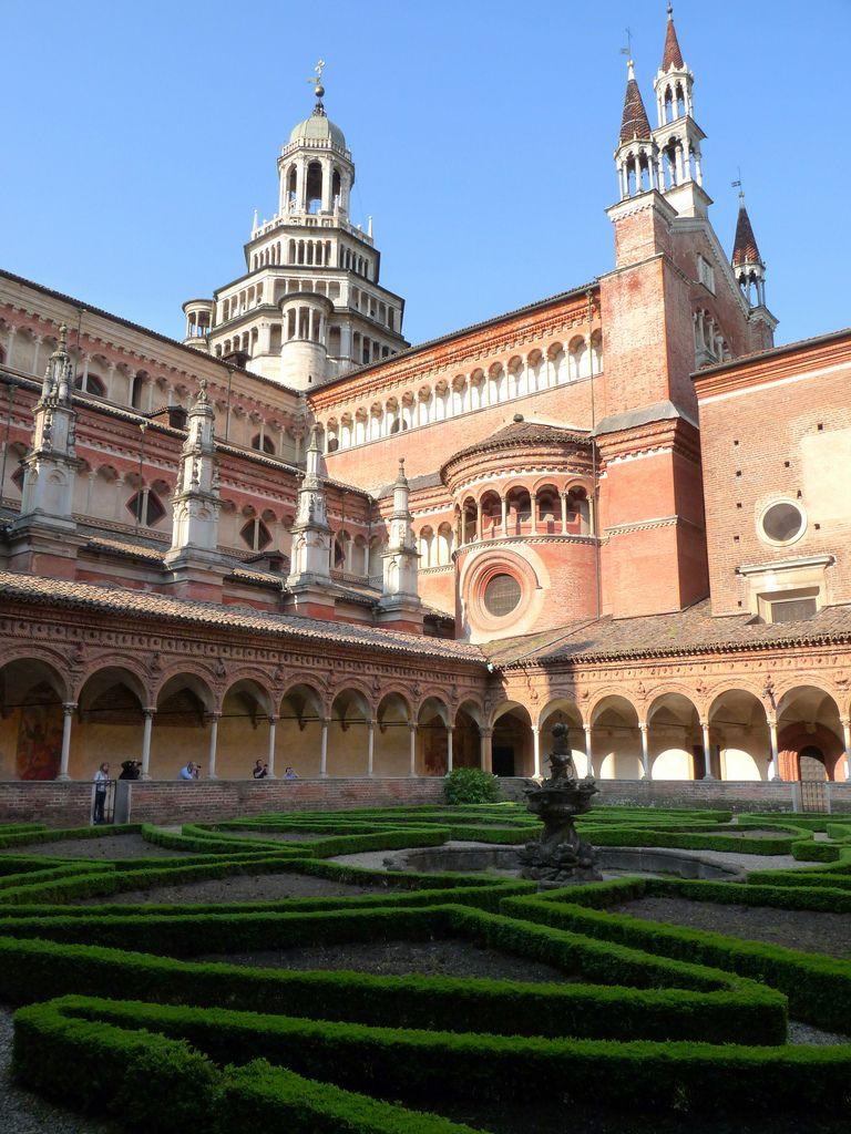 Monasterio della Certosa di Pavia