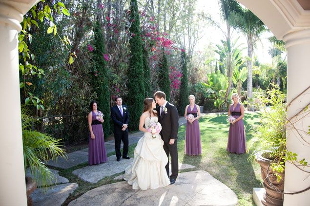 Wedding Party Photos - PHOTO SOURCE • KAYSHA WEINER PHOTOGRAPHER | Featured on WedLoft