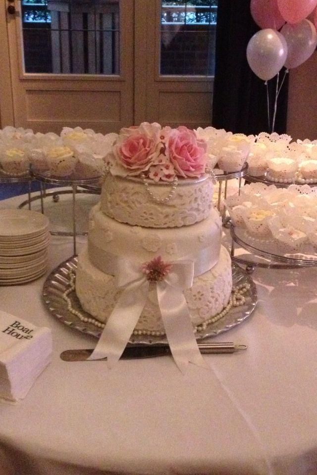 Wedding cake for My best friend