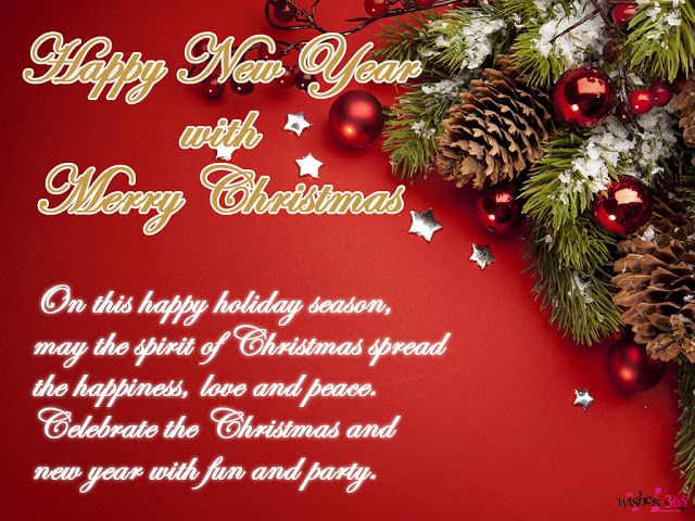 Poetry and Worldwide Wishes: Happy New Year with Merry ...