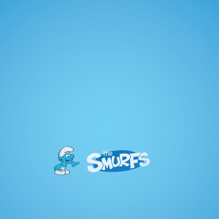 ChoiceTags: The Smurfs Wallpaper