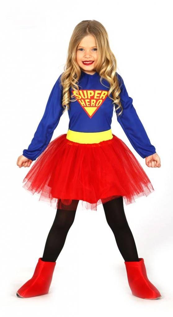 Superheldin-Kostüm-Video
