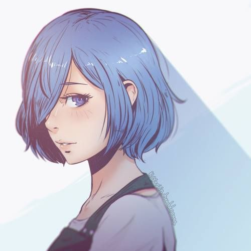 Tokyo Ghoul Touka And Anime Image