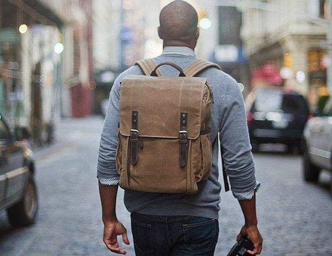 ONA Camps Bay Camera and Laptop Backpack - Gear Patrol | Camera ...
