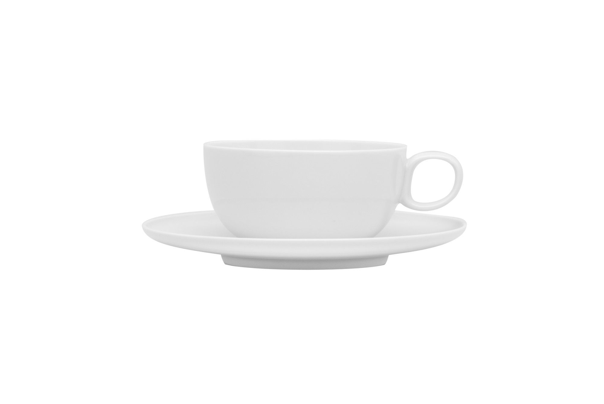 Everytime 3 oz. Espresso Cup and Saucer