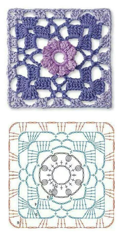 Patrones | Tapetes | Pinterest | Croché, Ganchillo y Ganchillo crochet