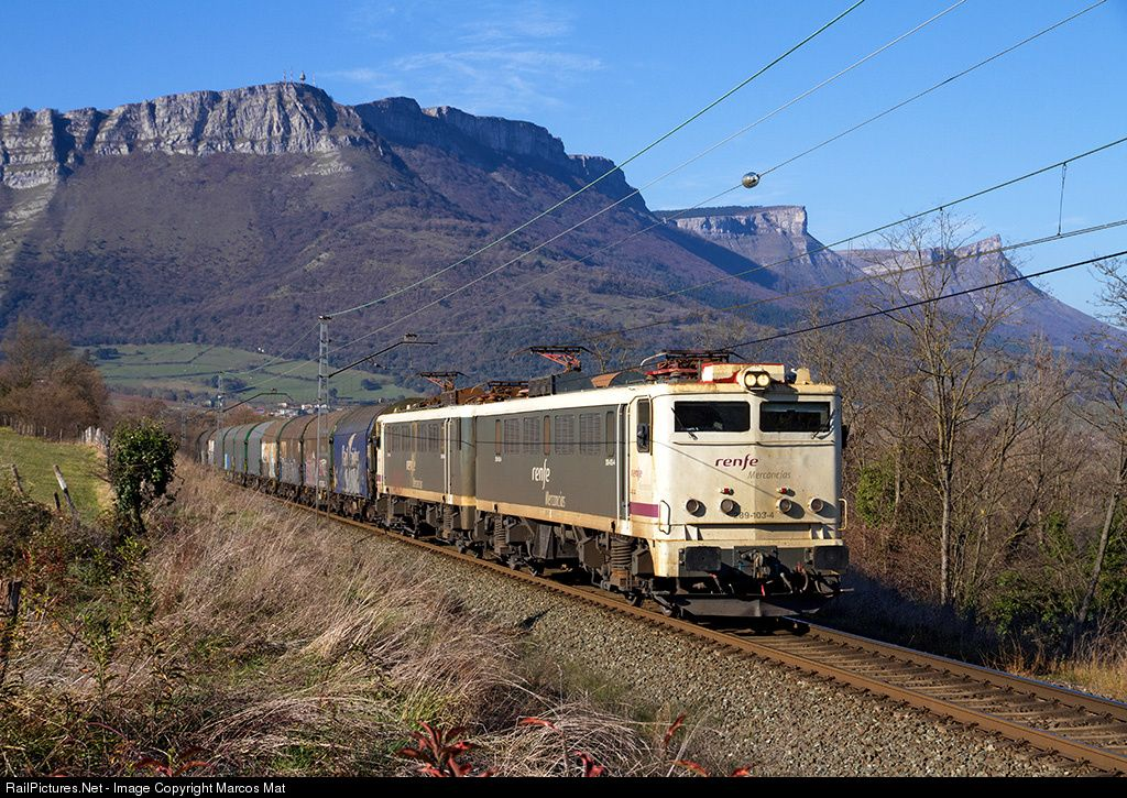 Railpictures Net Photo 289 103 Renfe Mitsubishi 289 At Delika Alava Spain By Marcos Mate Alava Spain Train
