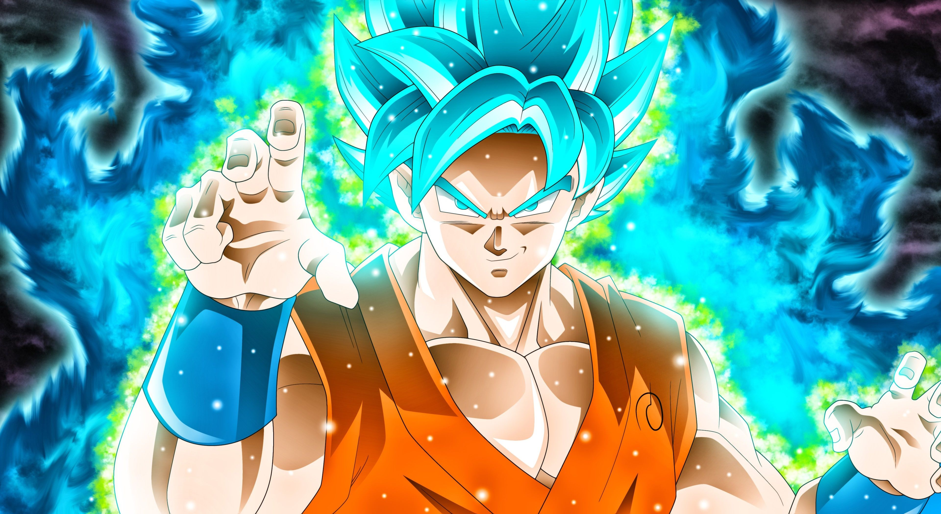 Filename 3840x2098 Dragon Ball Super 4k Wallpapers Free Download Resolution 3840x2098 File Size Goku Super Saiyan Blue Anime Dragon Ball Super Goku Wallpaper