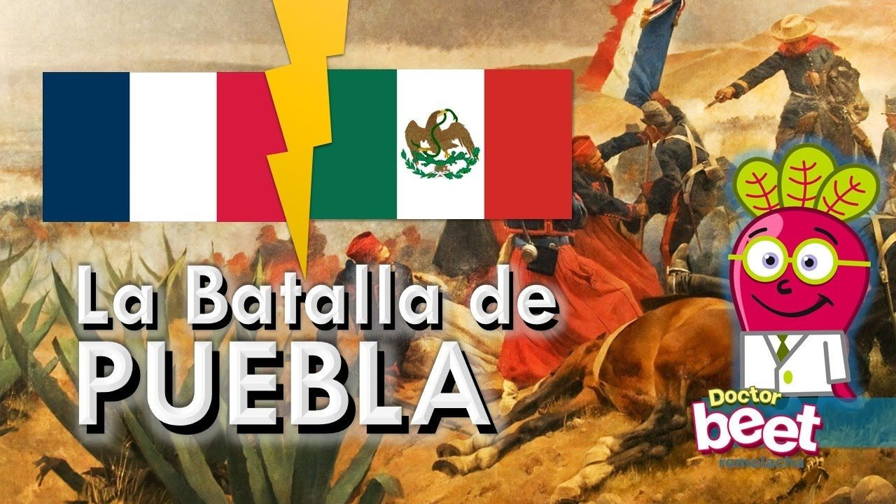 Historia Para Ninos Mexico Infantil Primaria Batalla De