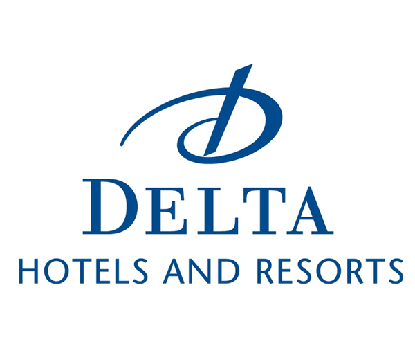 Delta Hotels And Resorts Canada Logo Logo Design Diy Hotel Logo Design Logo Design
