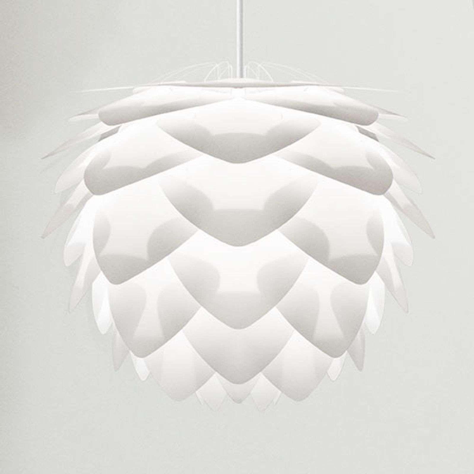 Design Deckenleuchte LED Farbwechsler Deckenlampe Glas