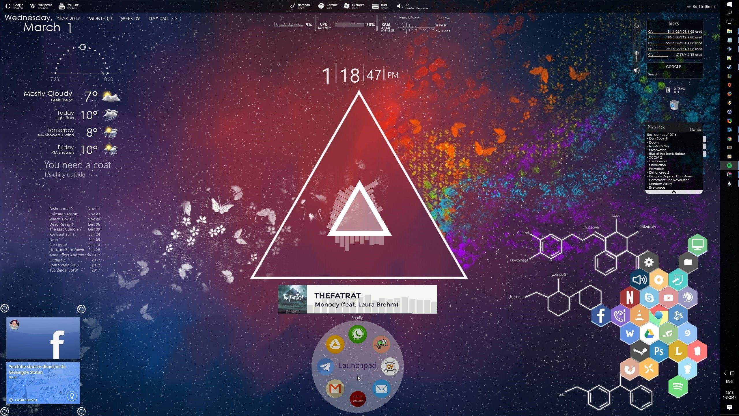 Inspirational Cool Desktop Backgrounds Reddit