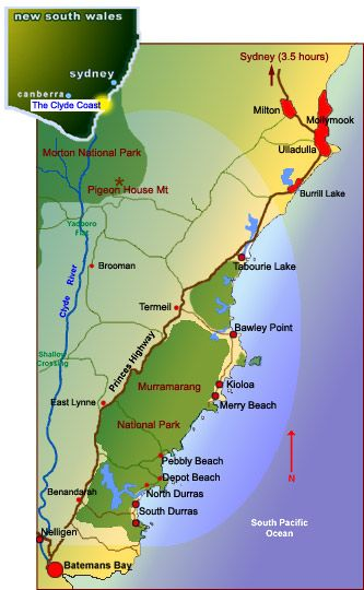 Batemans Bay New South Wales Google Search NSW Pinterest