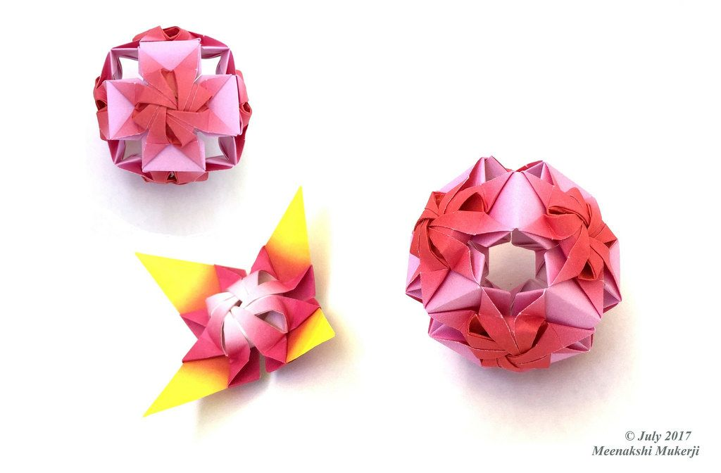 Knotty cube by mmukhopadhyay origami flowers pinterest cube knotty cube by mmukhopadhyay mightylinksfo