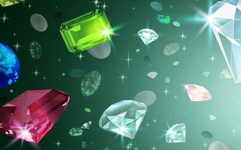 Poems About Ruby Gemstones