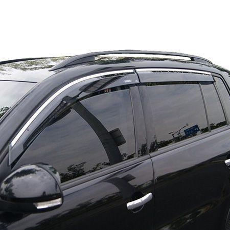 High Quality Rain Window Sun Visor Sunvisor Exterior Windows Visor Find Rain Shield For Volkswagen Vw Tiguan 2010 2015 With Images Rain Window Windows Exterior Volkswagen