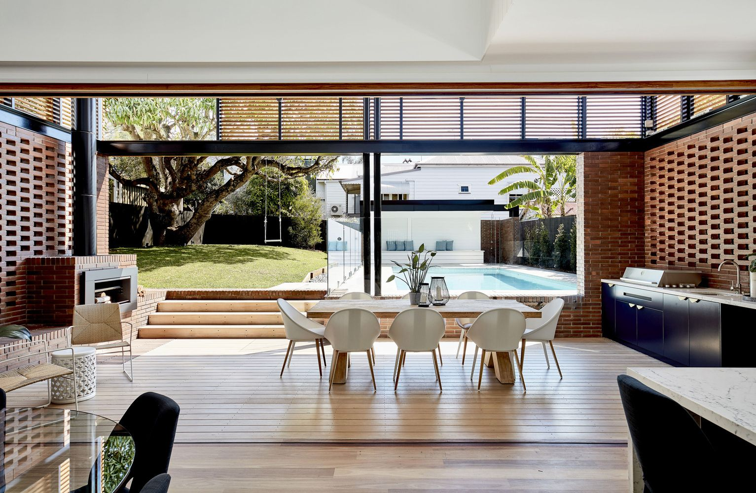 Arredi Per Piscine Esterne gallery of sydney street house / fouché architects - 10