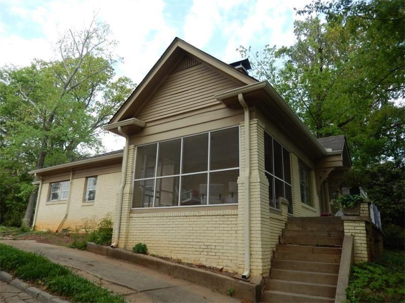 1384 Northview Avenue Ne Atlanta Ga 30306 Craftsman Bungalows Solid Brick Outdoor Structures