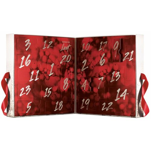 countdown.to.gorgeous | bareMinerals Countdown to Gorgeous Advent Calendar - eleven.no