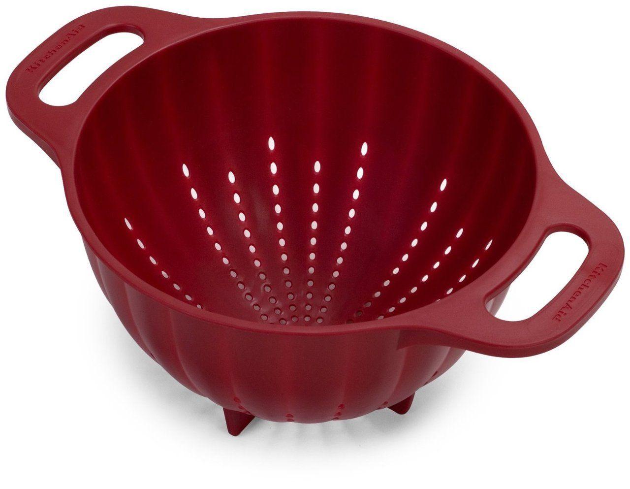 Kitchenaid classic 5quart colander red 1095 total cost