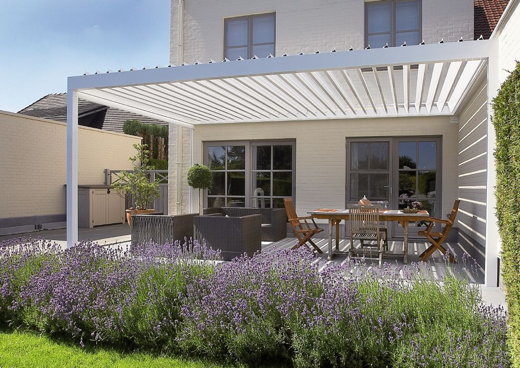 Pin by Outdoorliving Design on Renson Louvered Roof