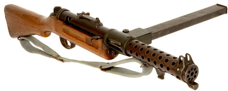 Lanchester Submachine Gun | Pulp | Submachine gun, Guns, Weapons