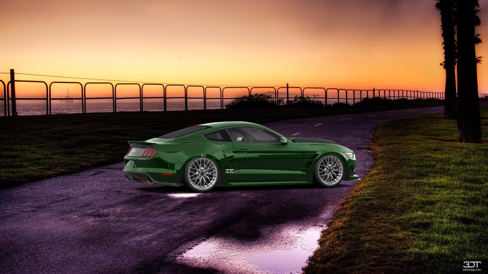Checkout my tuning #Mustang #GT 2115 at 3DTuning #3dtuning