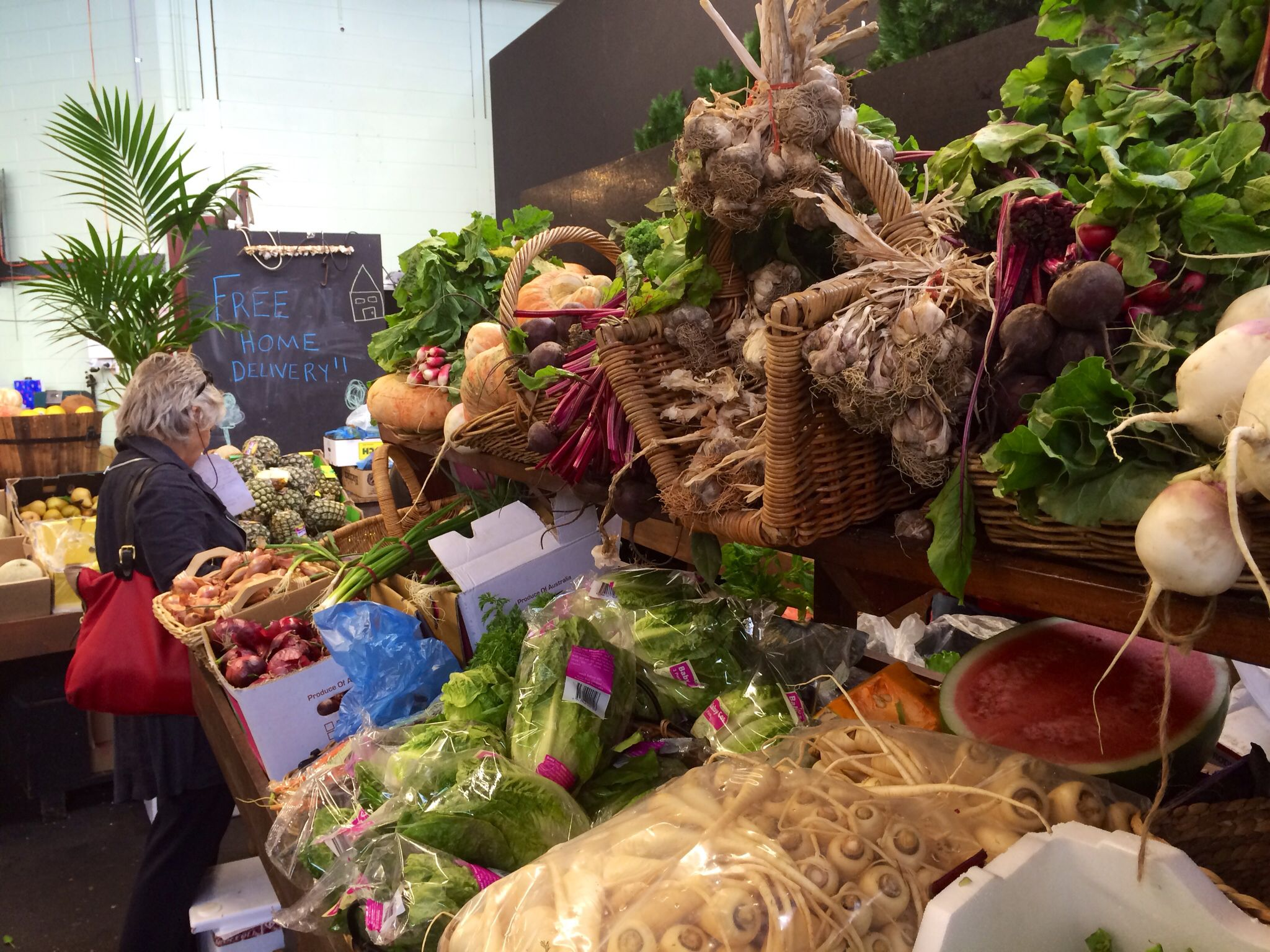 Prahran Market - Melbourne, Australia   Traditional market ...