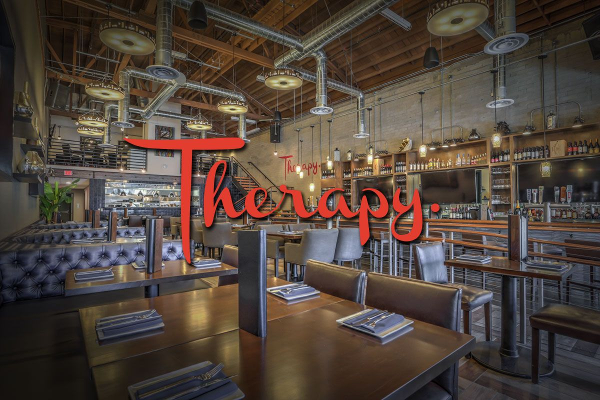 Therapy creative American Downtown Vegas 518 E Fremont