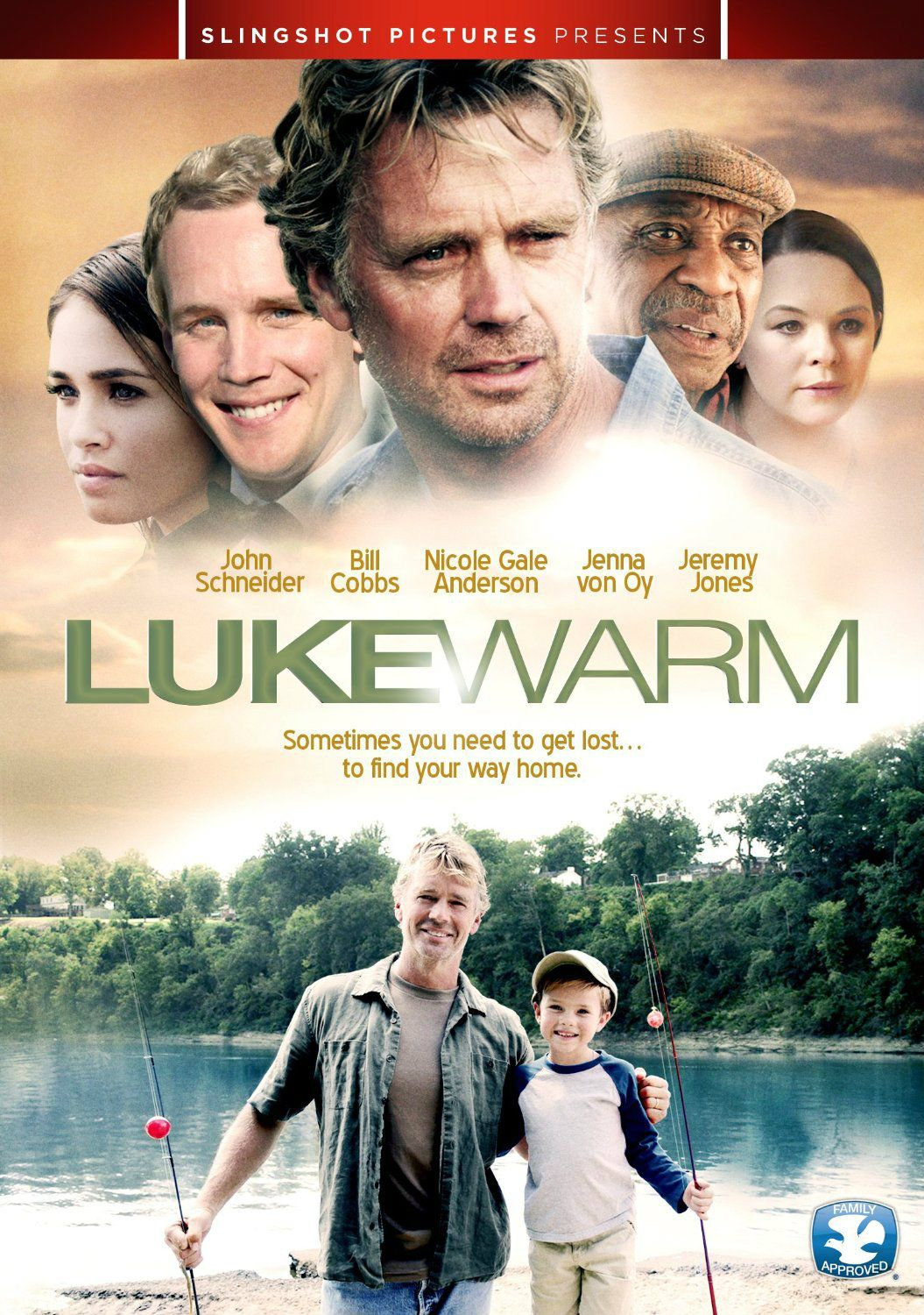 Lukewarm - Christian Movie/Film DVD John Schneider in 2019