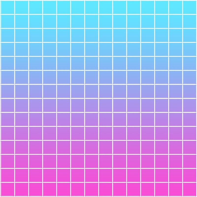 Pink Blue Grid Gradient Photographic Print By Astronomicals In 2021 Grid Wallpaper Pink Wallpaper Backgrounds Vaporwave Wallpaper