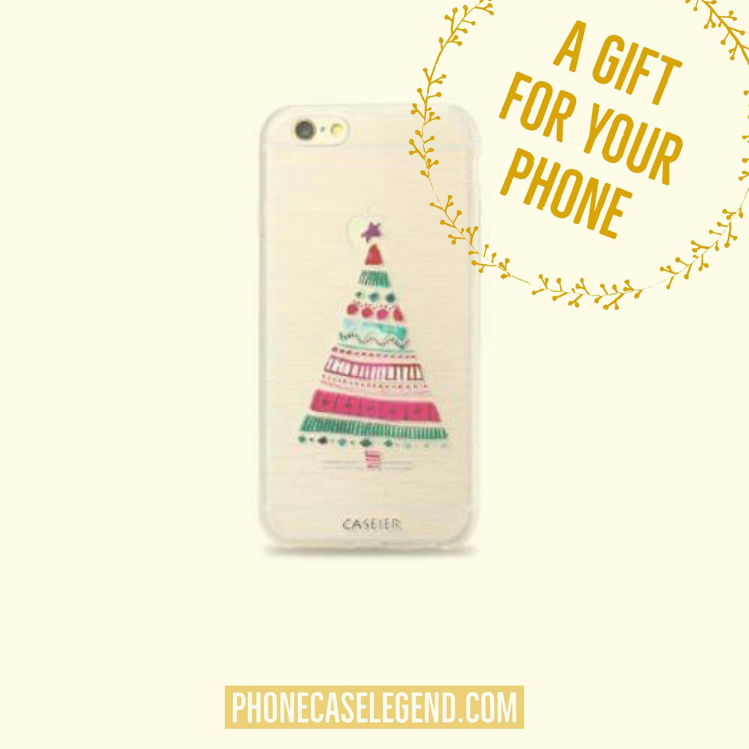 Your iPhone deserves a Christmas present. Check out our cases ...