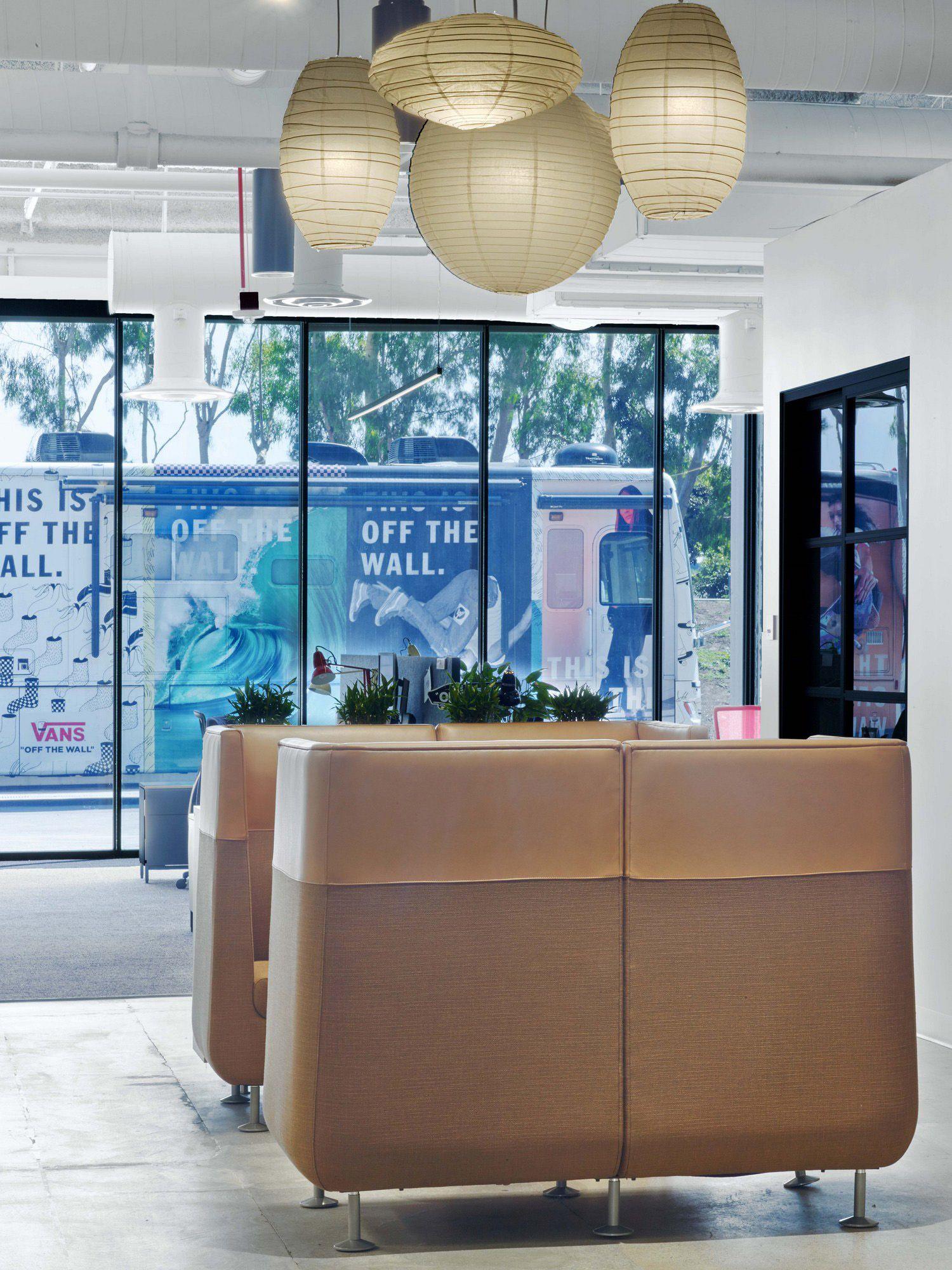 858575cb95 Office Tour  VANS Headquarters – Costa Mesa