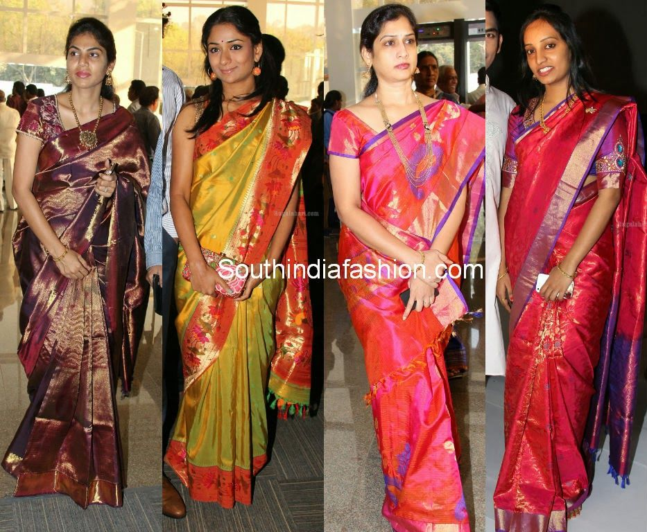 Silk Sarees | Pure Kanchipuram Pattu Sarees | Fancy Silk ...