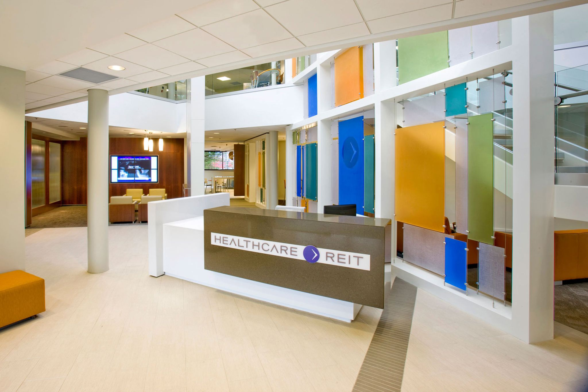 Healthcare Interior Design Trends With Images Reception Desk