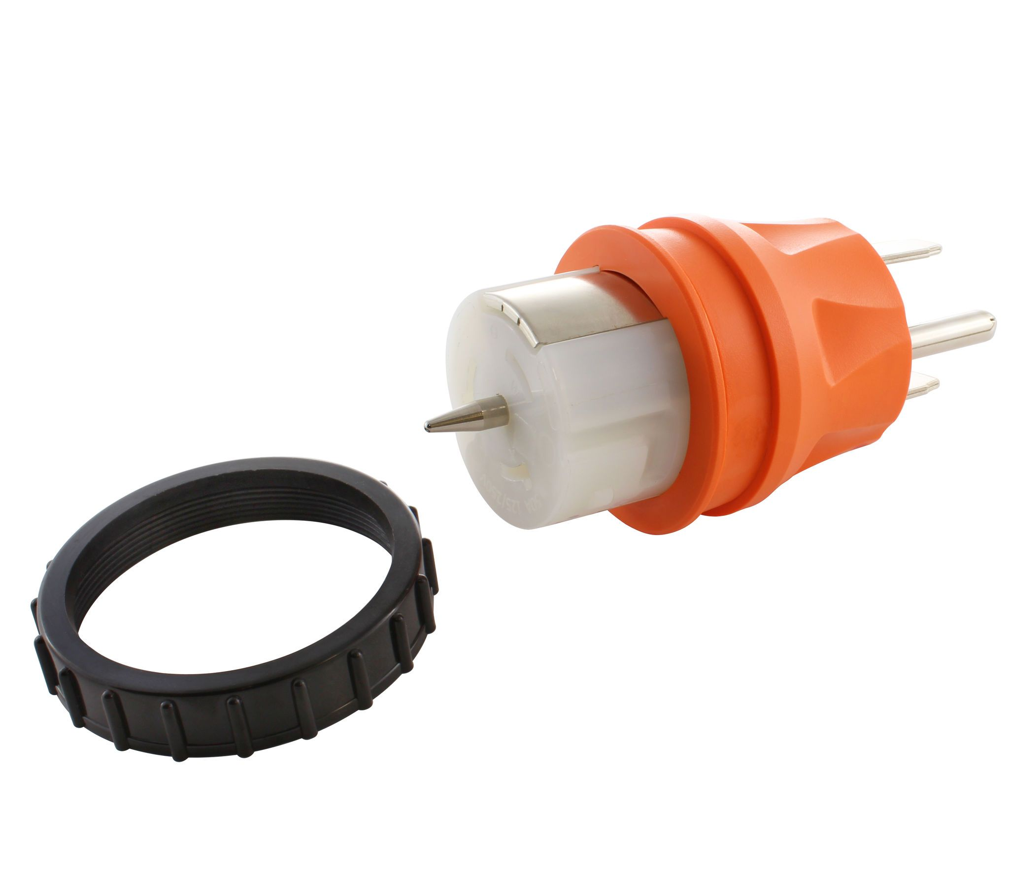 50ft 50 Amp Transfer Switch Power Cord NEMA 14-50P to CS6364 by AC WORKS®