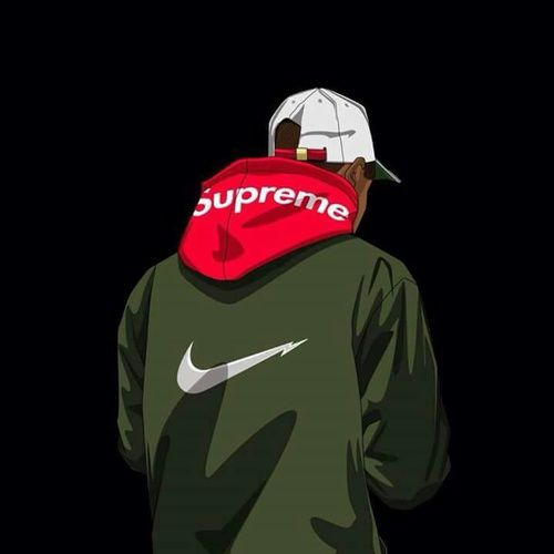 Supreme And Nike Image Supreme In 2019 Nike Wallpaper Dope