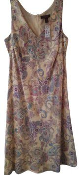 c1bf2c8c35 Signature By Robbie Bee Paisley Sleeveless Size 16 Nice Pretty New With  Tags New Dress. You ll look pretty in the Signature by Robbie Bee Paisley  Sleeveless ...