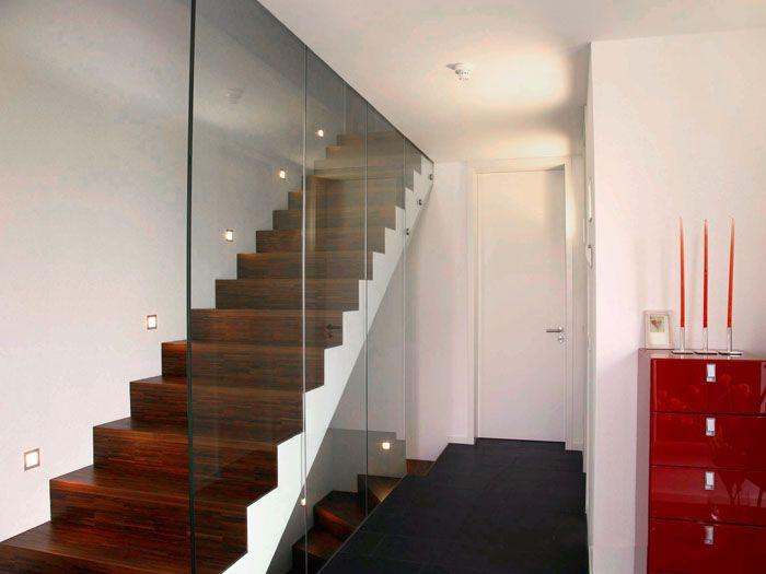 Treppe Vom Schreiner Aschaffenburg Small Contemporary
