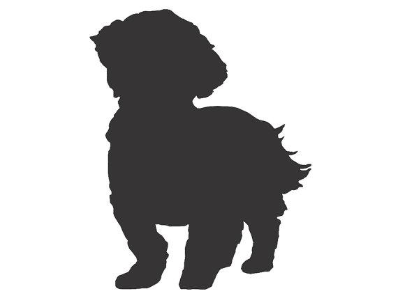 Shih Tzu Dog Silhouette Custom Vinyl Decal Sticker Choose Your Color And Size Shih Tzu Mom Shih Tzu Decal Shih Tzu Sticker Dog Silhouette Shih Tzu Dog Dog Tattoos