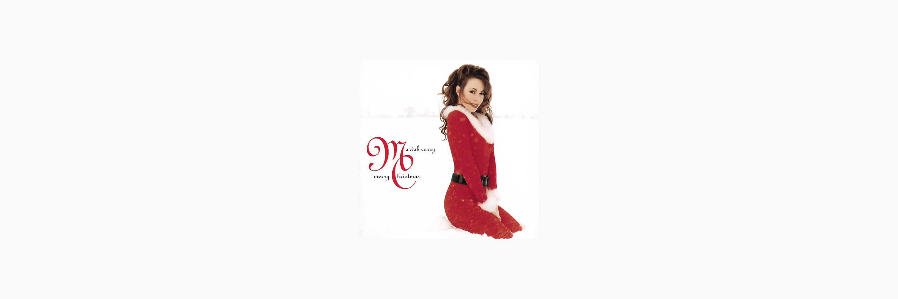 All I Want For Christmas Is You Mariah Carey Applemusic