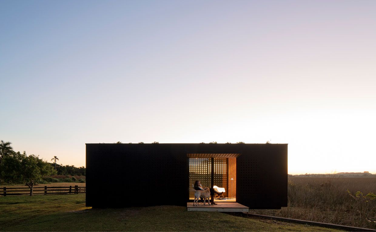 MiniMod takes pre-fab living to the next level! Designed by MAPA ...