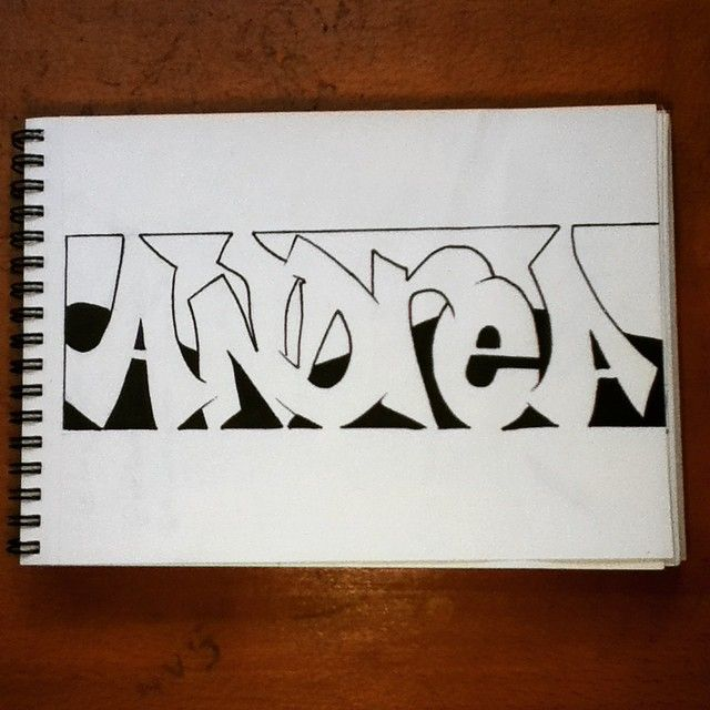 The Name Andrea Robynandrea Plz Repost It Art Artsy Artistic