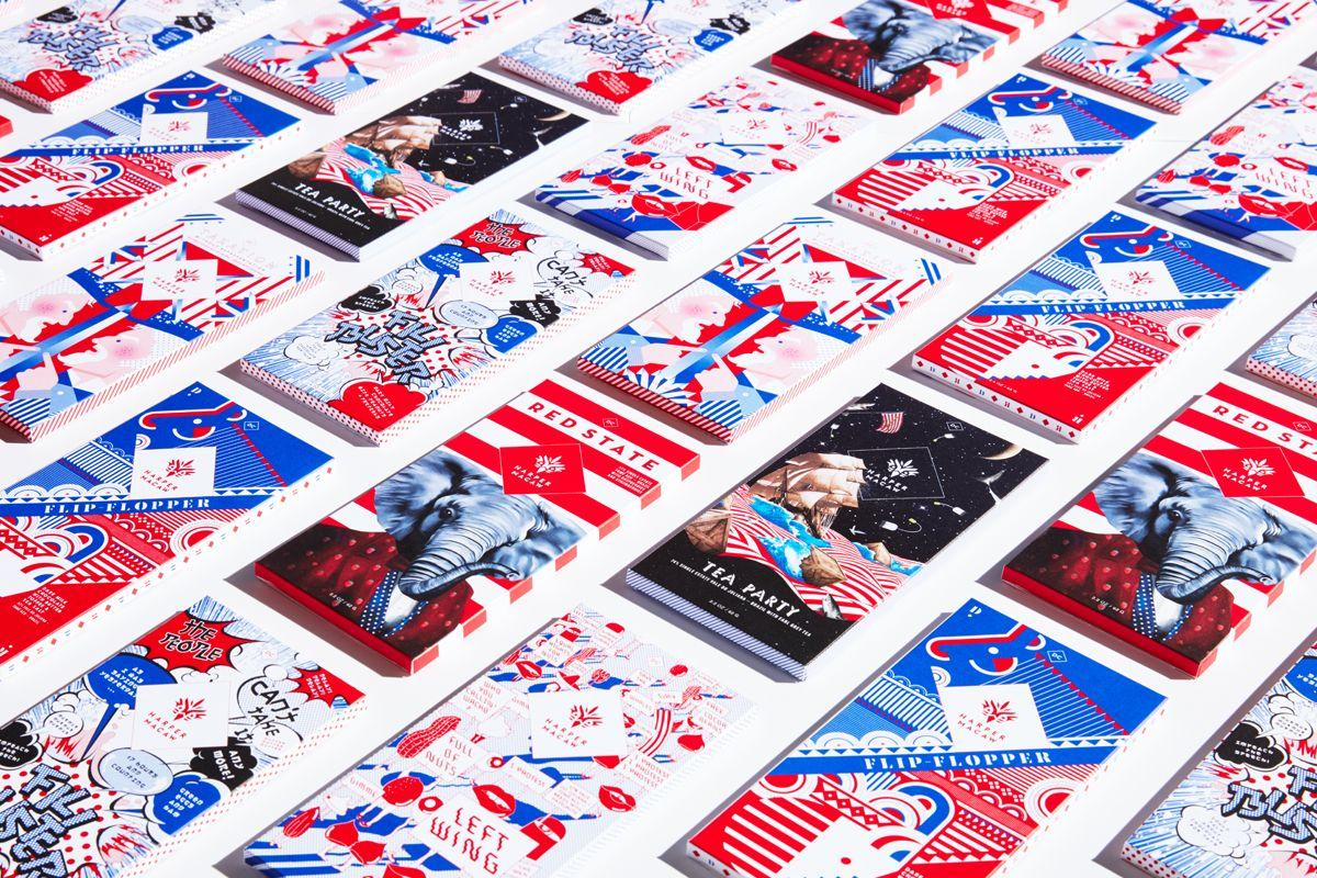 MAD-E   Packaging e Politica in USA