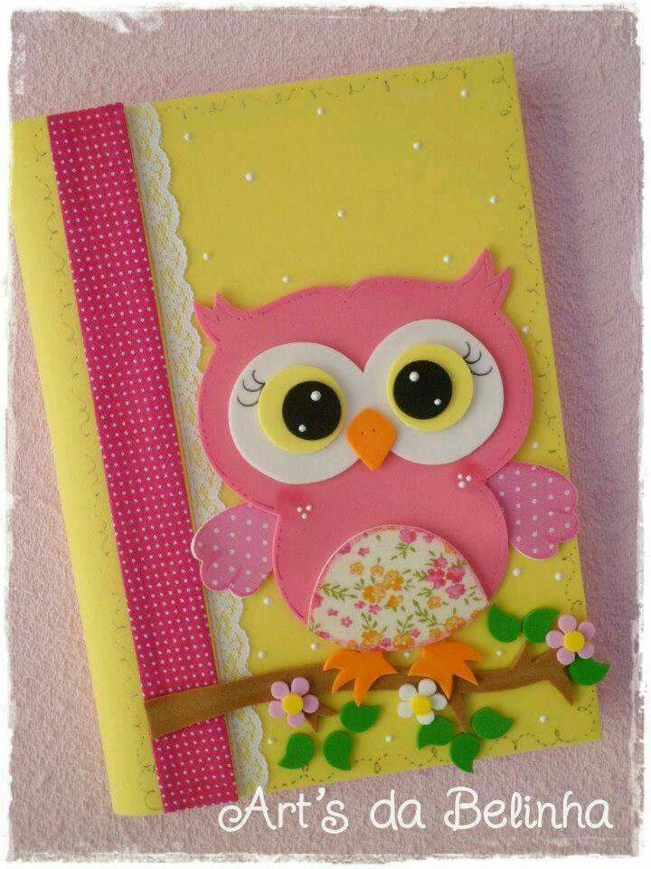 Diy Notebook Cover Decoration