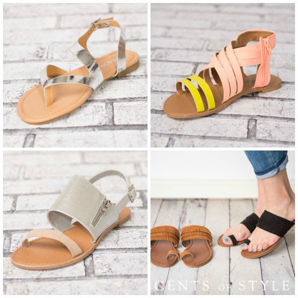 Summer+Flat+Sandals+Sale,+Save+50%+and+get+FREE+SHIPPING