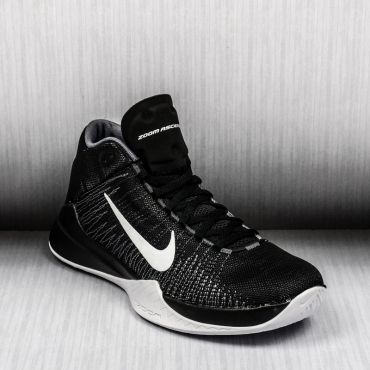 watch c7595 92fb5 Nike Zoom Ascention Basketball Shoes | Superfanas.lt ...